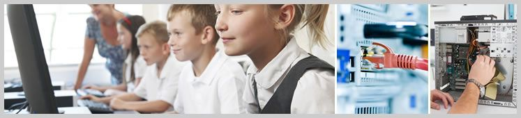 IT Solutions for school users - Use IT Computers