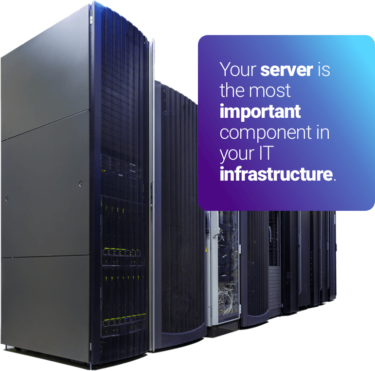 Servers built for your business
